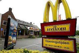 McDonald's zet voedingswaarde op de kaart