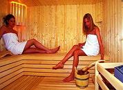 Naaktheid belemmert saunabezoek