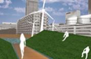 'Biologisch stappen' in Rotterdam