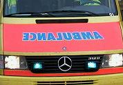 Uitgaanspubliek belaagt ambulance