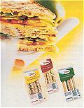 Nieuwe sandwiches