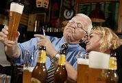 Bierkopstuk Wildeman 70 jaar