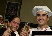 Kookwedstrijden zoeken deelnemers