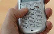 Taxi bestellen met sms'je