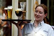 Bier goedkoper op terrassen in zuiden