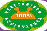 Vega-logo op catering Lowlands