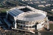 Hotel Arena kreeg miljoen gulden van Amsterdam ArenA