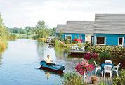 Toptijden voor bungalowparken