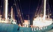 Discoboot Veronica niet welkom