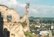 Tour stelt Valkenburg teleur