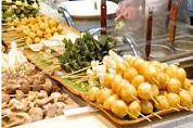 Chinese foodtrend: soep op een stokje