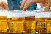 Alcoholcampagne voor jonge cafébezoekers