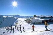 Low budget skiën uit de gratie