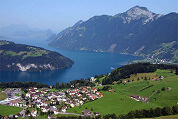 Landal start in Zwitserland