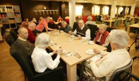 'Gezonder door samen tafelen in zorg