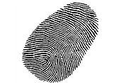Kroegen scannen vingerafdrukken