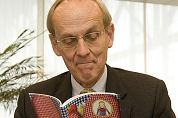 Winsemius ontvangt Pien's Proefboek in gezonde Hollandse lunchbox