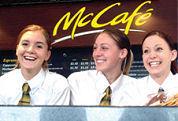 Expansiedrang McDonald's in Rusland