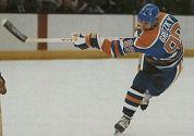 McDonald's blijft ijshockeylegende trouw
