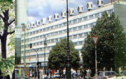 DDR-hotel Unter den Linden plat