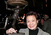 Mary Liu grijpt Gastvrijheidsprijs