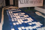 ROC's bouwen samen dominoparcours