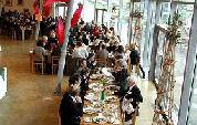 Restaurants Eerste Kerstdag bomvol