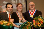 Gouden Gastvrijheid Award voor Ingrid van Eeghem
