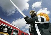 Brand Kota Radja niet door vuurwerk