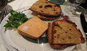 Foie gras niet door vliegcontrole