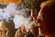 Vrouwelijk tv-debat over rookbeleid