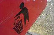 'Restaurants dumpen afval