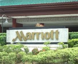 Marriott-hotels in verkoop voor miljard pond