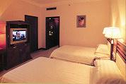 Hotels moeten betalen voor tv's op kamers