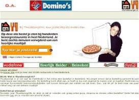 Eten-bestelsite Thuisbezorgd.NL komt met papieren versie