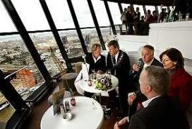 Rotterdam als citybreak voor Engelsen en Ieren