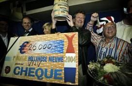 Eerste vaatje Hollandse Nieuwe voor 26.000 euro geveild