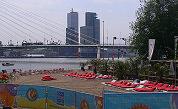 Strand aan de Maas weer open
