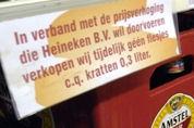 Superunie mag Heineken boycotten