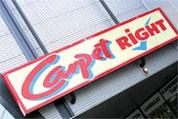 Nederland helpt Carpetright vooruit