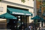 Concurrentie niet bang voor Starbucks