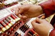 Collectief winkelverbod halveert derving