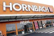 Nieuwe Hornbach illegaal geopend