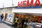 Vier partijen vechten om Hema-keten