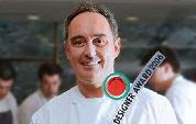 Ferran Adriá komt koken in Nederland
