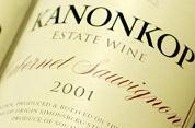 Wijninvoer Zuid-Afrika afgenomen