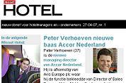 5500 Abonnees bij start nieuwsbrief Misset Hotel