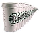 Starbucks verovert China