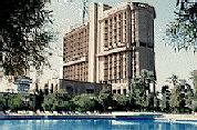 Zelfmoordaanslag in hotel