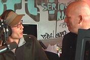 Tv-kok Pierre Wind naakt in talkshow